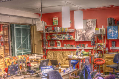 Unser Hackerspace